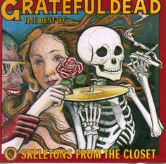 Buy Skeletons From The Closet (Coloured Vinyl) by Grateful Dead at Mighty Ape NZ. Released in February this is the best-selling Grateful Dead greatest hits collection to date. Features Truckin', Sugar Magnolia, and Mexicali B. Grateful Dead Vinyl, Grateful Dead Albums, Grateful Dead Album Covers, Psychedelic Rock, Rock N Roll, Casey Jones, Fraggle Rock, Pochette Album, Bob Seger