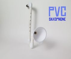 Musical Stem Activity - PVC Saxophone Stem Activity - tech for kids Pvc Pipe Instrument, Homemade Musical Instruments, Making Musical Instruments, Pvc Pipe Crafts, Pvc Pipe Projects, Physics Projects, School Projects, Projects For Kids, Diy For Kids