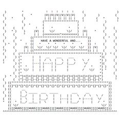 57 Best Ascii Art Images In 2018 Ascii Art Smileys Keyboard