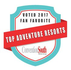 ConventionSouth  Top Adventure Resorts Announced