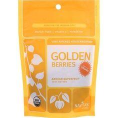 Navitas Naturals Goldenberries Organic 4 oz case of 12