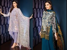 Khaadi Unstitched Winter Vol 2 Collection 2017