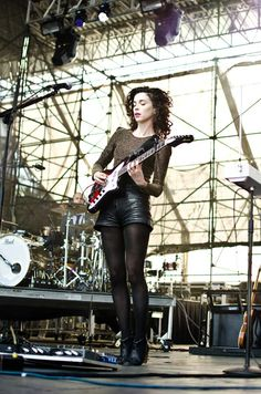 St. Vincent: Roots Picnic 2012 | Photos | Pitchfork