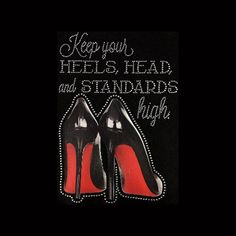 Excited to share the latest addition to my shop: Faith, Keep your Heel, Head, and Standards High Rhinestone, Printed Vinyl Bling - Black T-Shirt - Contact to change color shirt Black Girl Art, Black Women Art, Black Girl Magic, Virtuous Woman, Godly Woman, Bling Shirts, Rhinestone Shirts, Tee Shirts, Custom Caps