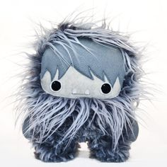 Grey Yeti for Abbey Bominable
