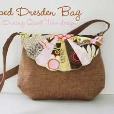 Free Bag Tutorial - Dresden Bag