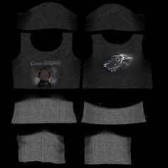 Diseño de Textura para modelo 3d