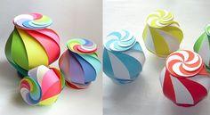 Super amusant! Un projet d'origami assez simple à faire, vous pourrez vous amuser avec les enfants! Un beau projet d'origami pour l'école aussi! Dans un cours d'art plastique par exemple! Le globe Ying Yang a fait le tour du globe. Sans farce, on voi