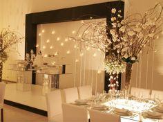 All White Everything! Harmonia das Flores