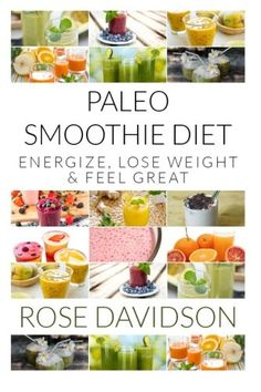 Paleo Smoothie Diet 20 Recipes to Energize Lose Weight and Feel Great * Click image for more details.