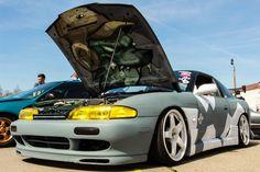 Nissan 200SX: Silvias sind zum Fahren da!  http://www.autotuning.de/nissan-200sx-silvias-sind-zum-fahren-da/ 200SX, Nismo, Nissan Tuning News, Silvia S14