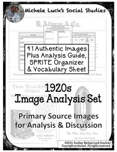 World History Primary Source Analysis BUNDLED SET! French