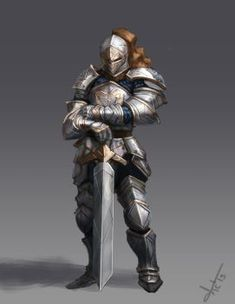 Another Knight by victter-le-fou