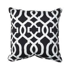Stark Indoor/Outdoor Throw Pillow