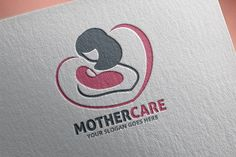 Ad: Mother Logo Template by salmon.black on Logo of mother and child Features : - Available in Ai, EPS 10 and PSD file - Vector format - CMYK Color - Easy to change text and color Dr Logo, Family Logo, Vector Format, Logo Templates, Design Templates, Business Card Design, Business Cards, Mother And Child, Cool Logo