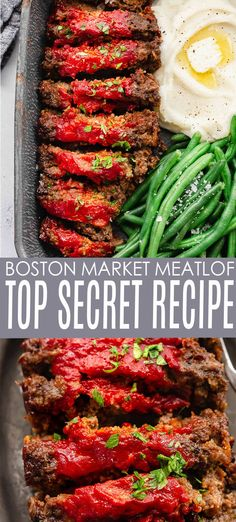 Bbq Recipes Ground Beef, Ketchup Sauce, Boston Market, Top Secret Recipes, Copycat Recipes, Tasty Dishes, Chicken Recipes, Good Food