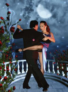 Tango, Animation, Weird And Wonderful, Comebacks, Paradise, Romance, Feelings, Dancers, Gifs