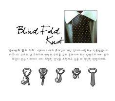 Blind fold knot