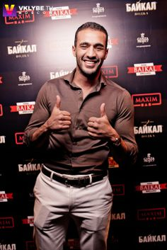 The most Handsome Moroccan Male #BadrHari❤