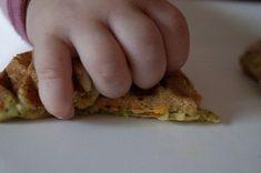 Gemüsewaffeln // Brokkoli und Karotten für kleine Selberesser - BLW geeignet - Schwesternliebe&Wir