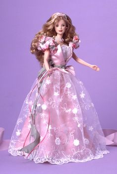 Garden of Flowers Rose Barbie