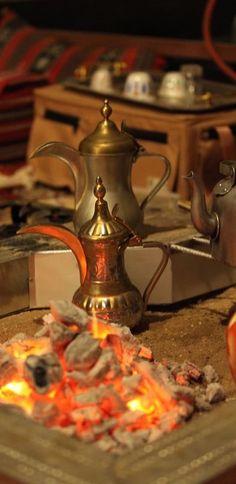 القهوة العربية Arabic Coffee