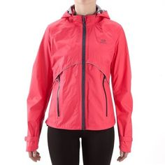 Coupe vent Running, Trail, Athlétisme - VESTE PROTECT KIPRUN RAIN KALENJI - Running, Trail, Athlétisme