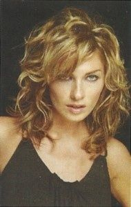 layered haircuts for thin curly hair