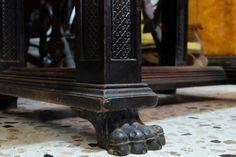 Tavolo rettangolare - Antiquariato Siciliano