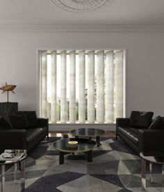 The pivoting alabaster panels of our blinds perfectly modulate the day's changing light. When drawn or semi-drawn, let in enough light to fill a room with a gentle glow whilst absorbing any harsh or dazzling rays from the sun Interior Architecture, Interior Design, Vertical Or Horizontal, Light And Space, Window Treatments, Blinds, Fill, Glow, Indoor