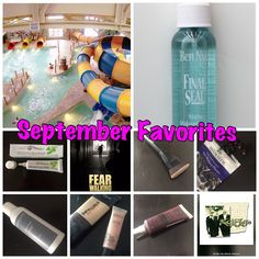 September Favorites | Makeup By Amy Perrone