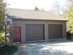 Beautiful 3 Bay Garage Pole Building Home Sweet Home