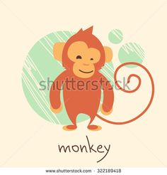 cute cartoon monkey pictures | Cartoon Pictures ...