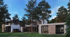 Два дома – один стиль - ASHLEY