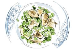 Rachel Khoo: pan fried gnocchi with greens Pan Fried Gnocchi, Rachel Khoo, Al Fresco Dinner, Eat Me Drink Me, Paris Kitchen, Runner Beans, Little Paris, Seasonal Food, Fresh Green