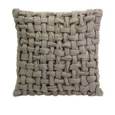Woven Twist PillowItem #42108Beautiful casual elegance for home or ...