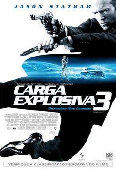"""Carga Explosiva 3"" (The Transporter 3 - 2008)"