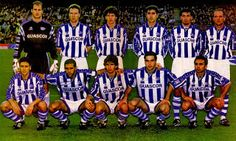 EQUIPOS DE FÚTBOL: ALAVÉS 1998-99