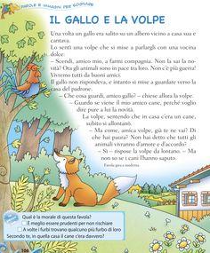 Learn To Speak Italian, Italian Vocabulary, Italian Lessons, Reading Practice, Italian Language, Learning Italian, Reading Material, Elementary Schools, Homeschool