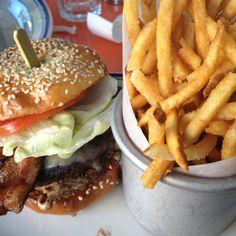 LT Burger in Sag Harbor.  Great burgers!