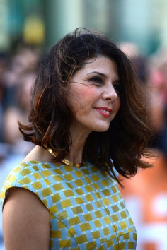 Marisa Tomei I loved her hair in Parental Guidance