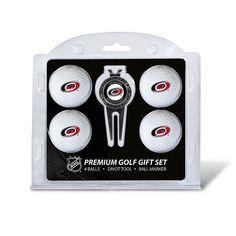 Carolina Hurricanes 6-pc. Golf Gift Set, Multicolor