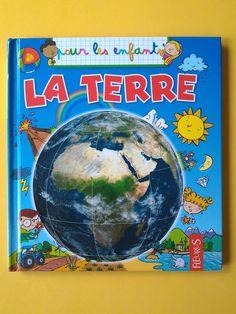 Chagaz'... et vous?: La Terre : pour les enfants - Fleurus - #unlivreet...
