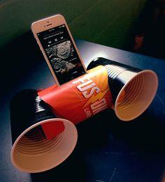 iPhone subwoofer