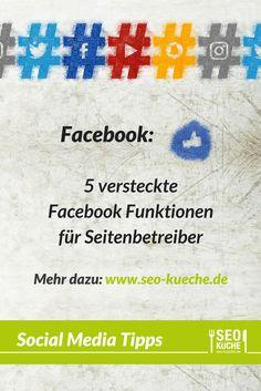 Facebook bietet einige praktische Funktionen und kostenloses Tools für Betreiber von Facebookseiten. Wo ihr diese findet verraten wir im Blog