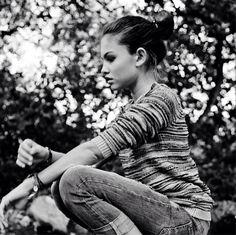 Thylane Blondeau  #Thylane #Blondeau #2015 #French #Model #Photoshoot