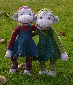 Ravelry: dress for monkey Jacobus pattern by Annita Wilschut