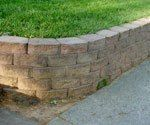 How to Build a Stackable Block Retaining Wall