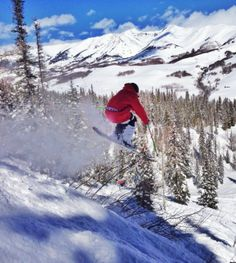 Waypoints: Cliffs in Crested Butte, CO