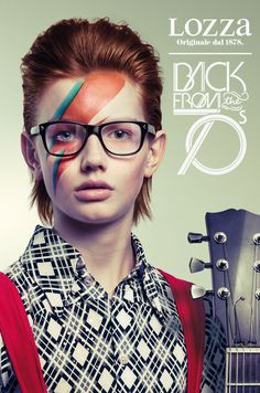 Lozza- Back from the 70s (Kids Campaign) by Corrado Grilli, via Behance